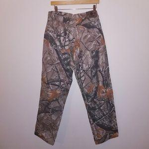Wrangler jeans camo 32×30